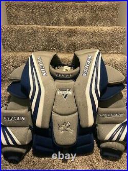 Vaughn Ventus SLR Pro hockey goalie chest/arm protector Sr Small