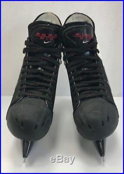 Vintage Nike Zoom Air with Tuuk holders Rare Ice Hockey Skates size 12.5 senior