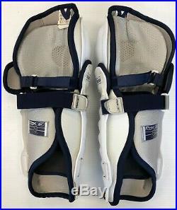 Vintage Reebok Jofa 4k Ice Hockey Shin guards size 14 Senior vtg pad sr NHL JDP