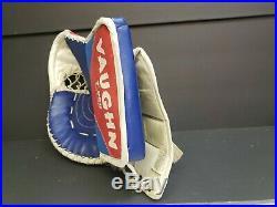 Vintage VAUGHN CANADA T 950 ICE HOCKEY GOALIE GLOVE TRAPPER LH SENIOR GREAT