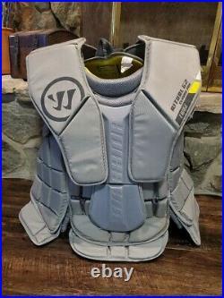 Warrior G2 Ice Hockey Goalie Chest Protector, Senior Large