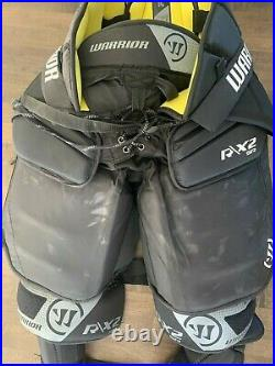 Warrior Ice Hockey Goalie Pants Senior RX2 and Warrior RX2 Knee Cups